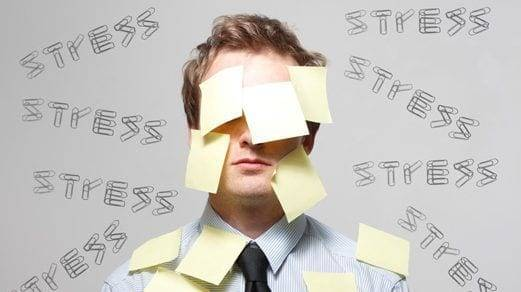 Ledighed kan give stress
