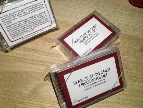 Refleksionskort til parforhold